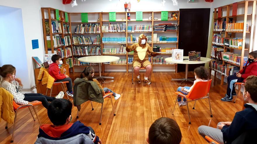 Toro celebra el Día de las Bibliotecas con un taller de cuentos