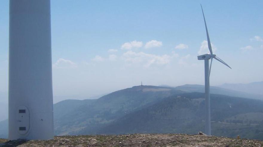 Más de medio centenar de alegaciones a los eólicos Sierra de Eirúa (Taramundi)