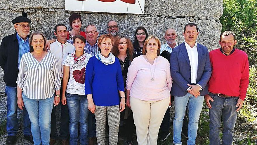 Cambio de ciclo en el PSOE de Oza-Cesuras