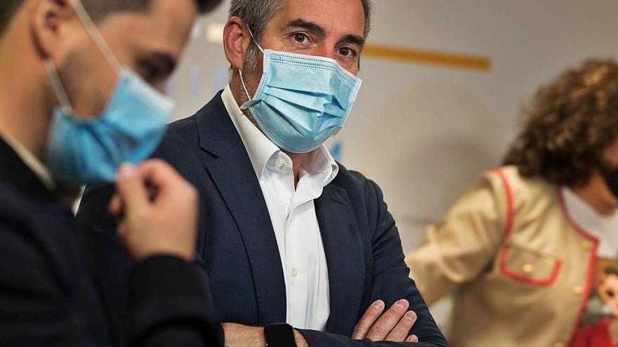 """Clavijo: """"El reto será defender a Canarias del desprecio del Gobierno central"""""""