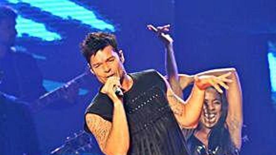 Ricky Martin y Enrique Iglesias, de gira juntos en EEUU