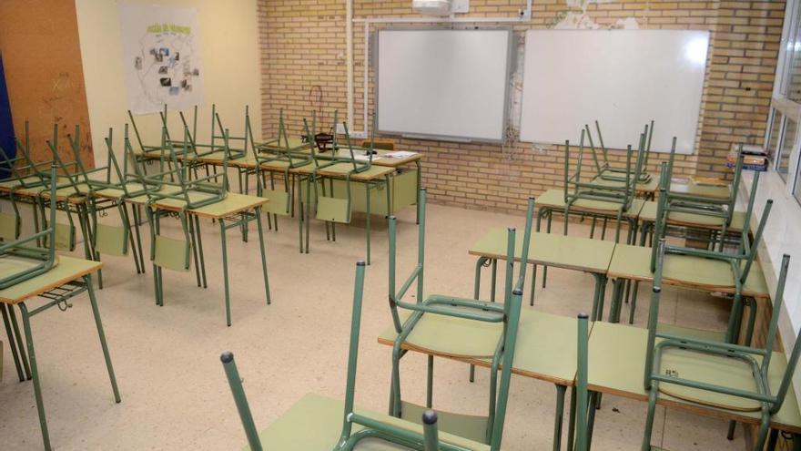 Una veintena de centros de Secundaria solicita el aplazamiento del inicio del curso