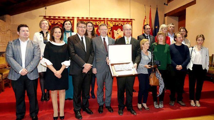"""Puig reclama """"inversiones justas"""" para la Comunitat en el día de Les Corts"""
