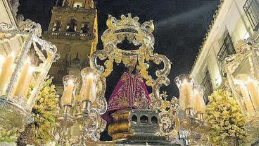 Suspendida la procesión de la Virgen de la Fuensanta