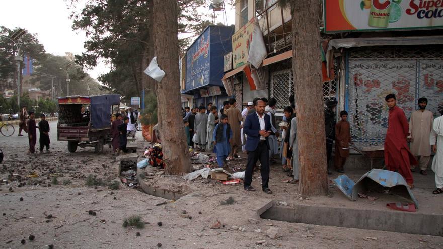 Al menos 25 muertos y 90 heridos en un atentado en Afganistán
