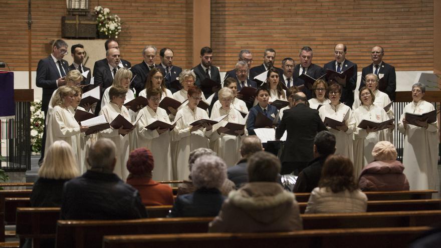 El Coro Sacro de Zamora cumple 40 años sin celebraciones