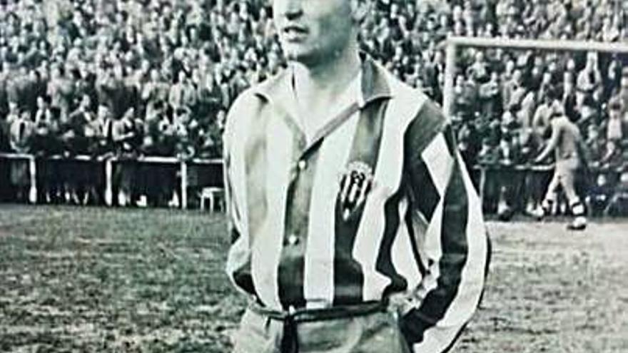 Fallece a los 88 años Lucio Fernández, exfutbolista de L'Entregu