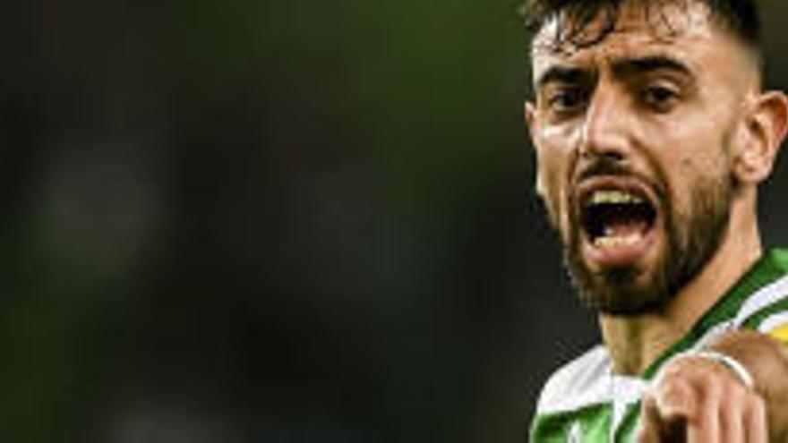 El Manchester anuncia a Bruno Fernandes