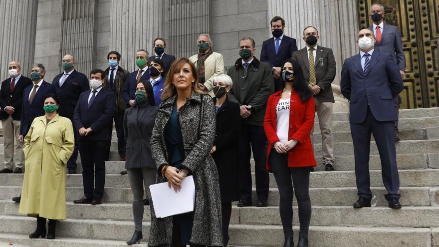 Vox contraprograma el minuto de silencio del 25N y niega la violencia machista