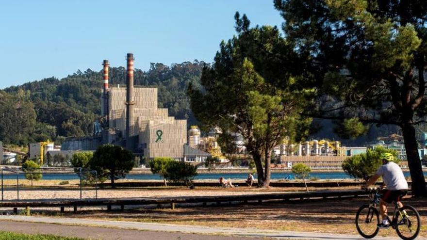 Aenor certifica la calidad ambiental de Ence Pontevedra