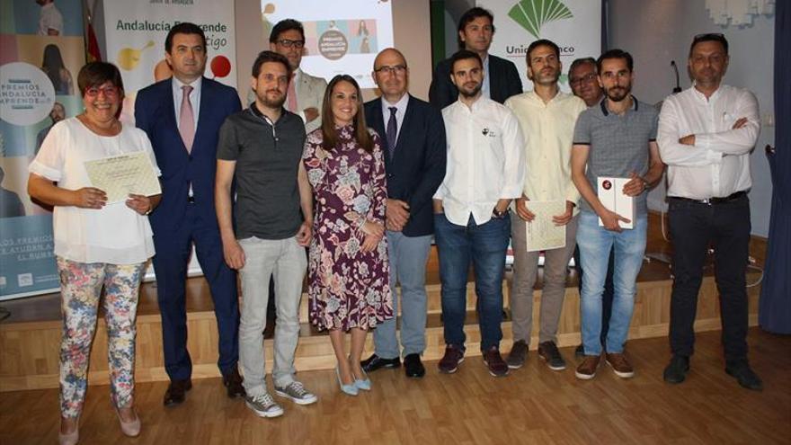 Genially y Caprichos del Guadalquivir, Premios Emprende