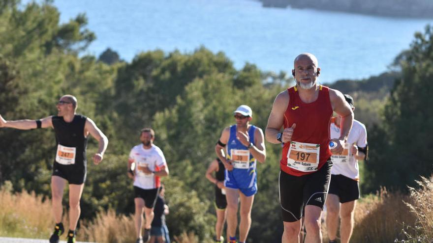 Suspendidas la Ibiza Media Maratón y la Ibiza Trail Maratón