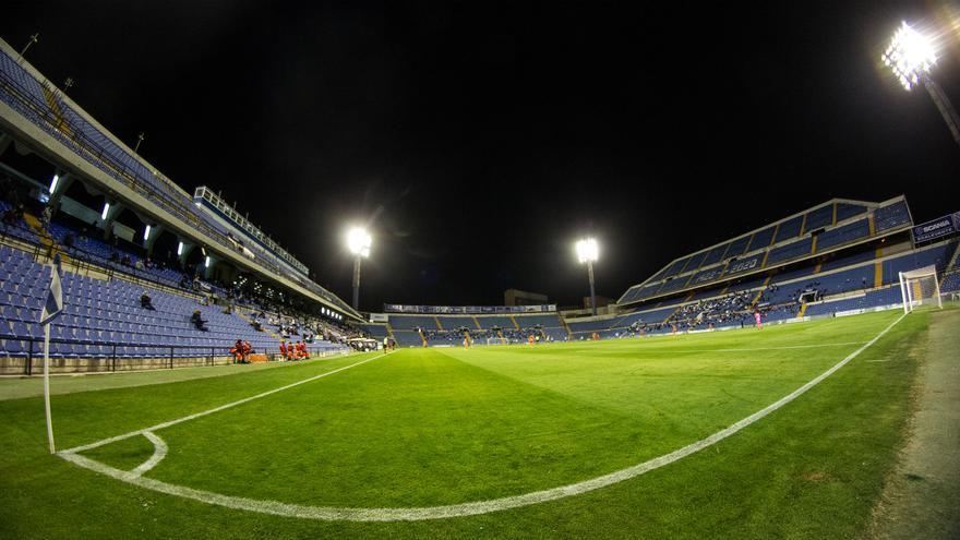 El Hércules pide un aforo de 3.000 personas en el Rico Pérez ante el Levante B