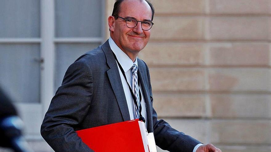 L'alcalde de Prada, Jean Castex, primer ministre francès en substitució de Philippe