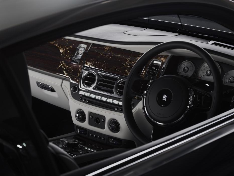Rolls-Royce Wraith Eagle VIII:Una edició especial