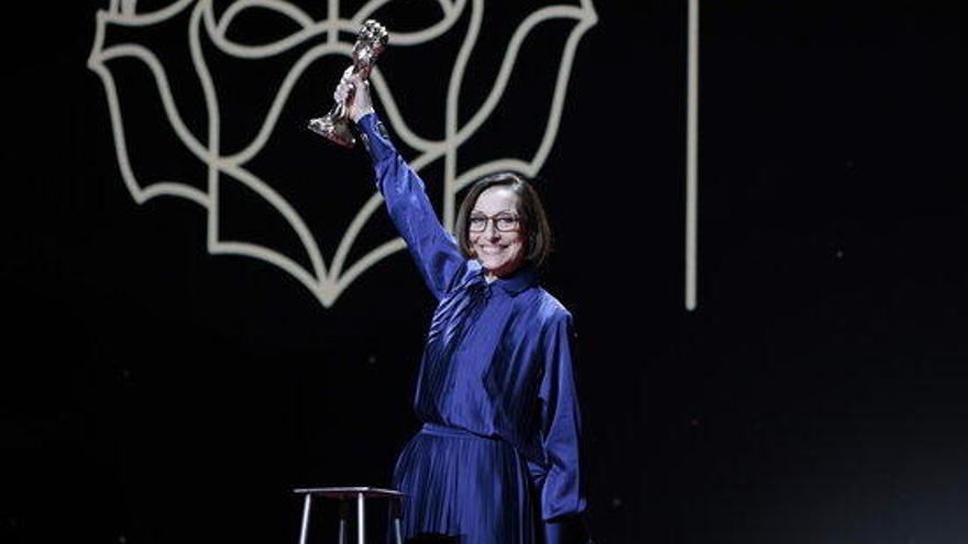'La vampira de Barcelona' triomfa en uns Premis Gaudí que també coronen 'Las niñas' i 'My Mexican Bretzel'