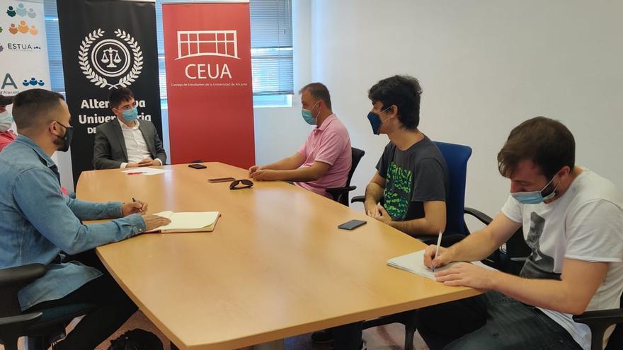 """Compromís propone la creación de una Cátedra """"Ciudad de Alicante"""" en la Universidad"""