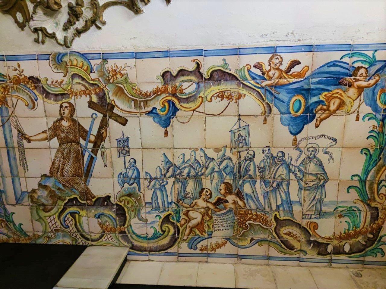 El convento del Pilar fue hospital para aislar contagiados en las epidemias