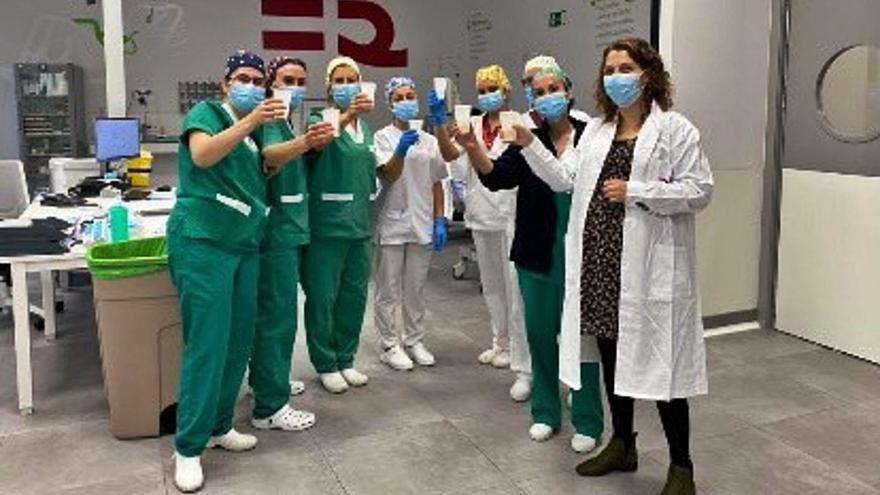 El centro de diálisis atiende en su primer año a 35 pacientes