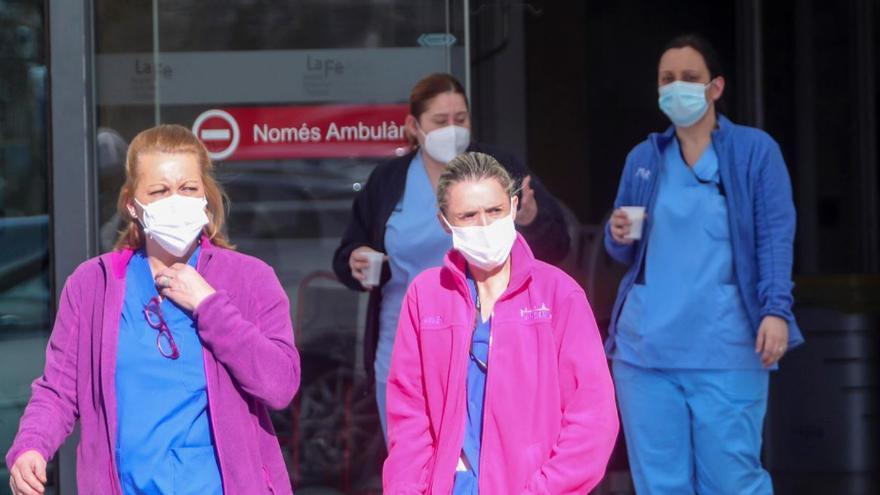Las oposiciones a 13.000 plazas de sanitarios arrancan en seis meses