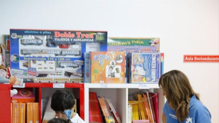 La Fundación La Caixa destina más de 100.000 euros a luchar contra la pobreza infantil en Castilla y León