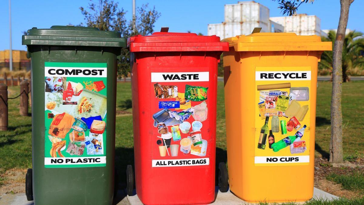 Los errores más comunes en el reciclado (y cómo evitarlos).