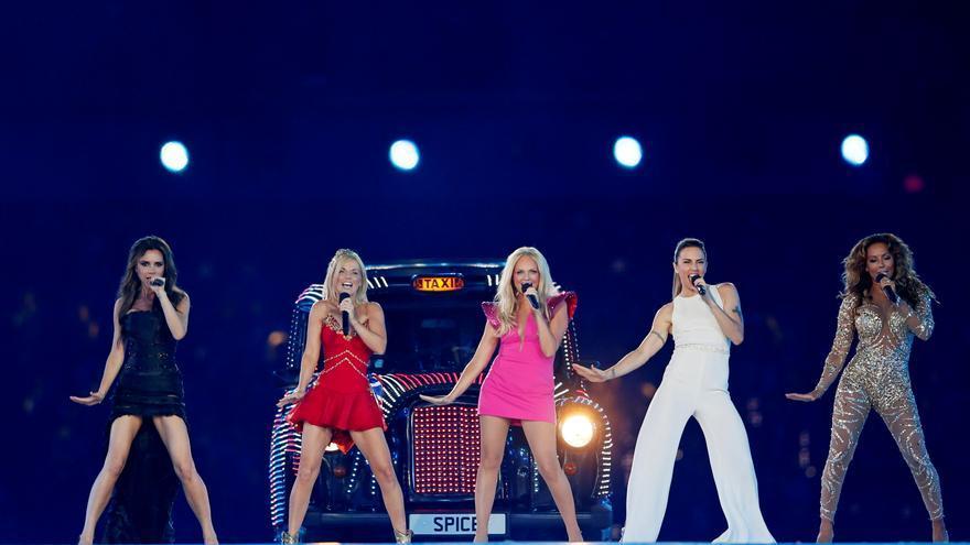 Las Spice Girls celebran sus 25 años con una edición ampliada de su álbum debut