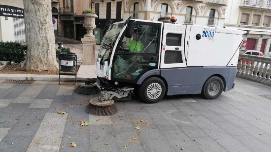 L'Ajuntament de Figueres preveu tenir l'adjudicació de neteja aquest any