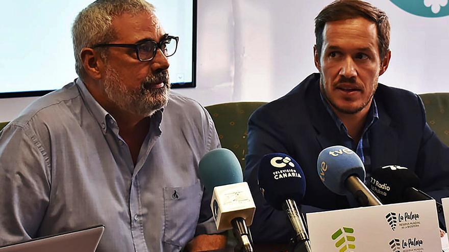 La Reserva de la Biosfera de La Palma cesa a su director y nombra a un exdiputado