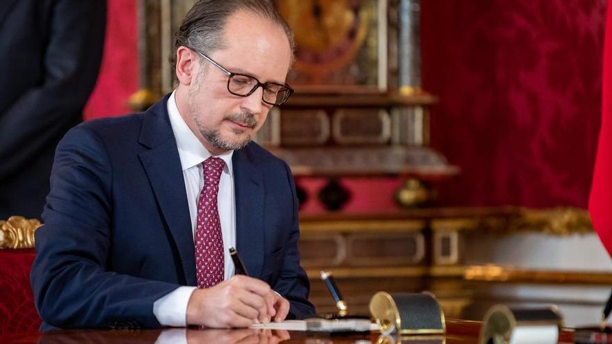 Àustria té nou primer ministre: Alexander Schallenberg assumeix el càrrec després de la dimissió de Sebastian Kurz