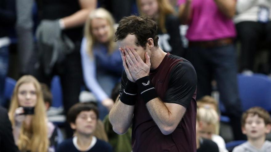 Andy Murray sigue sin recuperarse: baja en el Abierto de Australia