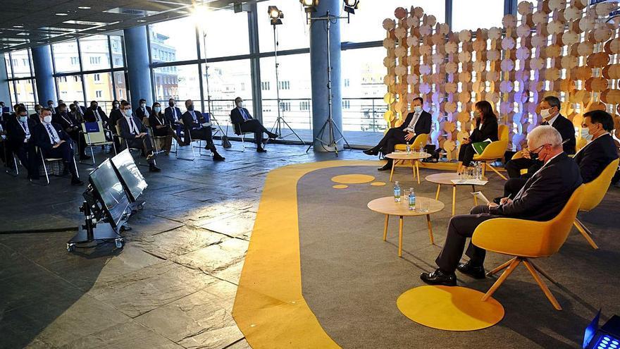 El 5G, la robótica y la ciberseguridad, claves para captar fondos europeos