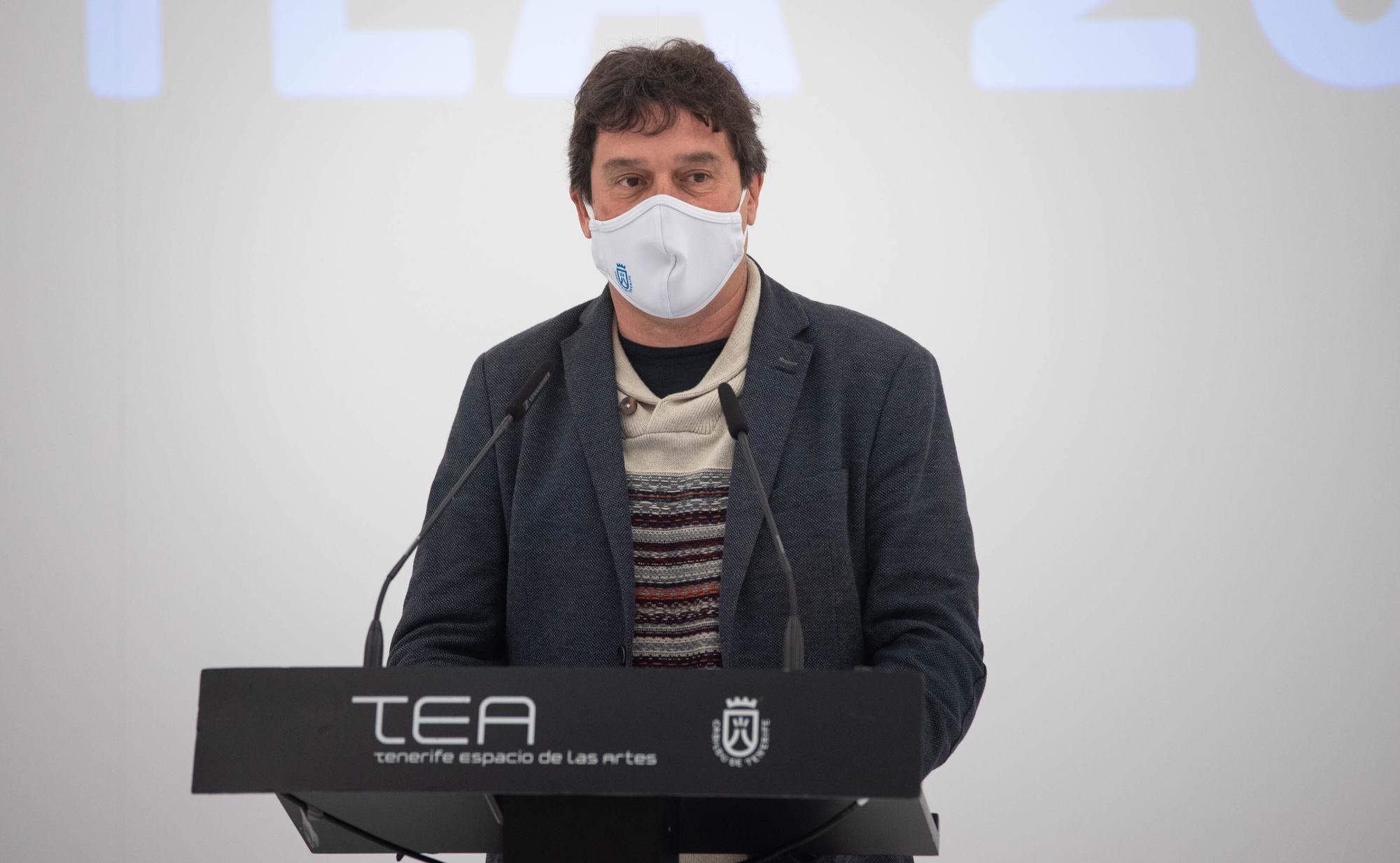 Presentación de la programación del TEA