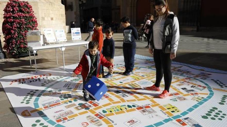 Plaça Major, epicentro lúdico de Castelló