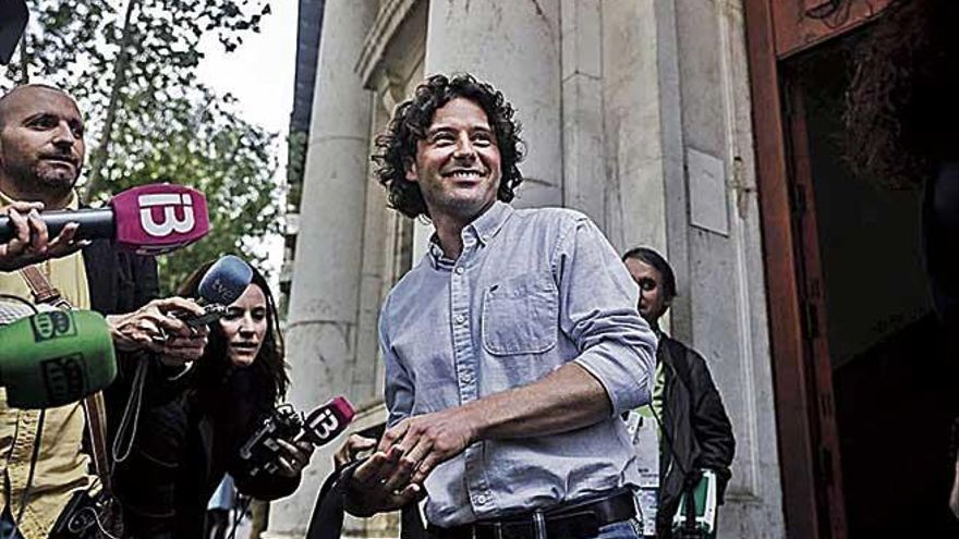 Otra empresa del supuesto cartel concurrió a una licitación con Jaume Garau