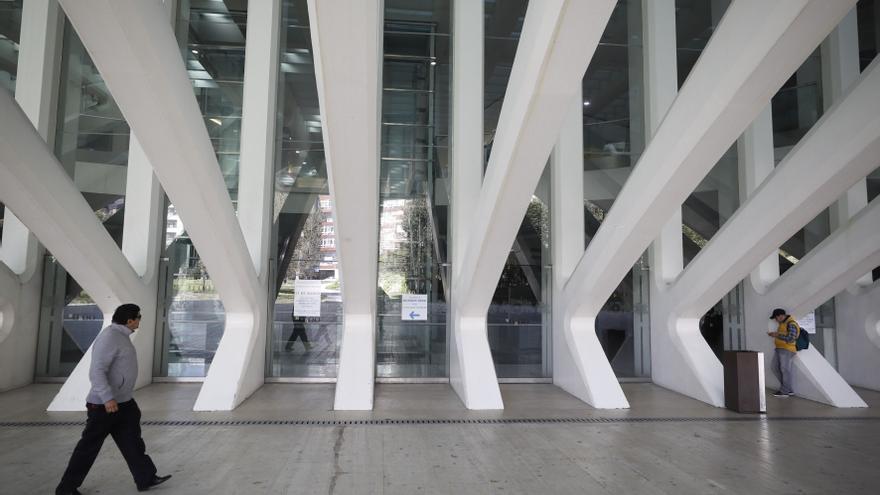 Burger King, el último negocio del Calatrava, echa el cierre