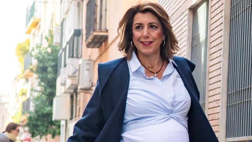 Susana Díaz, madre por segunda vez a los 45 años