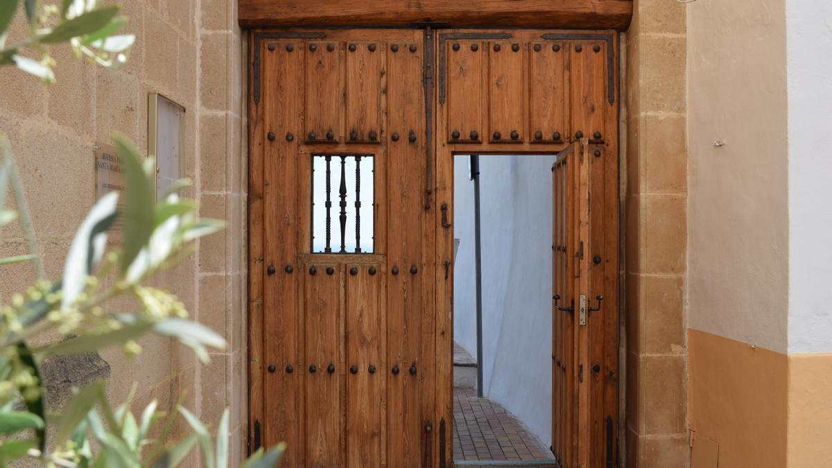 Poble Nou de Benitatxell abre las puertas de su casco antiguo este verano.