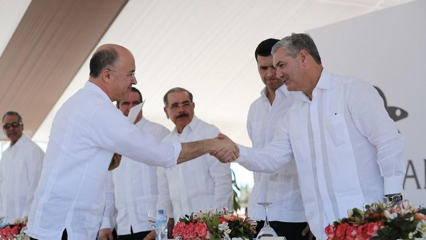 El Gobierno dominicano cierra filas con el nuevo proyecto de Lopesan en Punta Cana