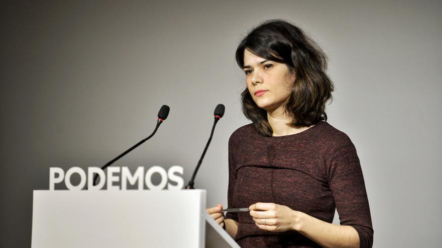 """Isa Serra: """"Al PSOE no le quedará otra que gobernar con Podemos en Madrid"""""""