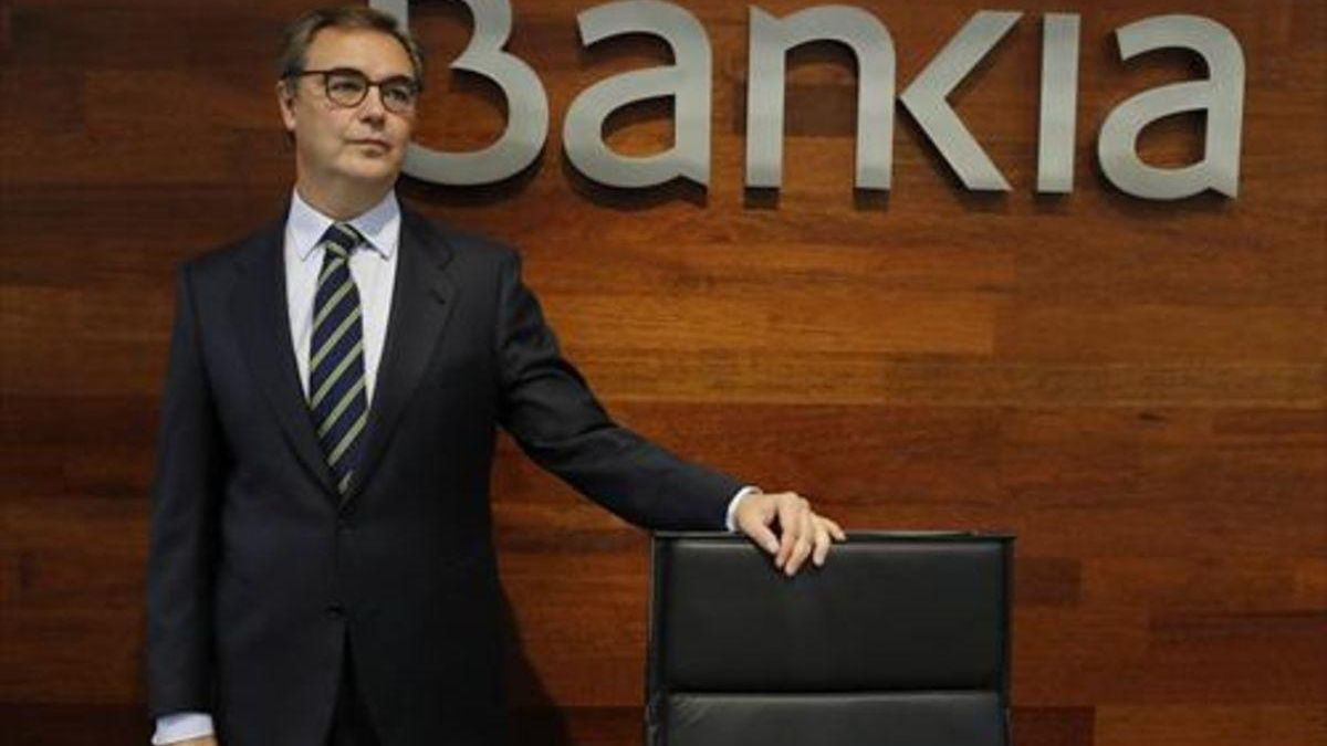 Cuatro directivos clave de Bankia no estarán en CaixaBank