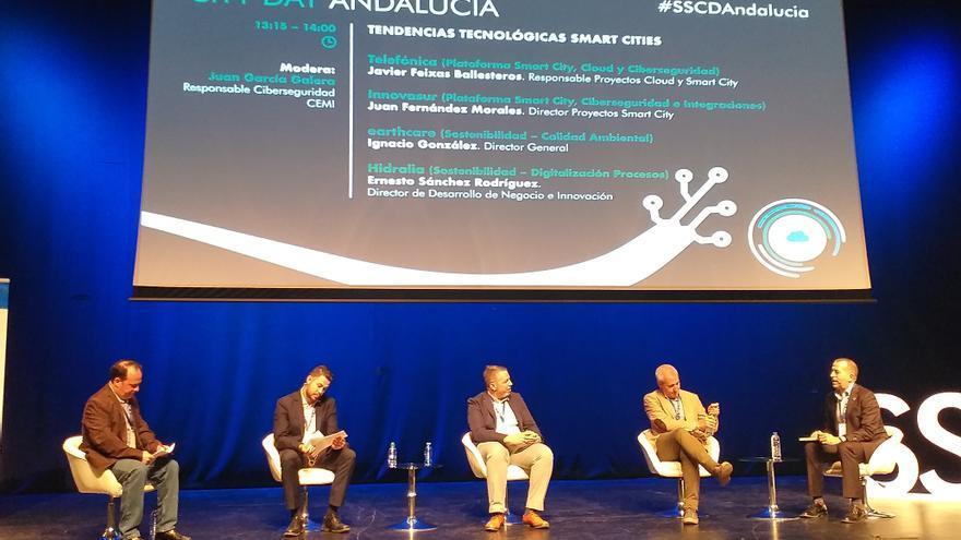 Hidralia destaca DINAPSIS como impulso para la transformación digital de los pequeños municipios andaluces