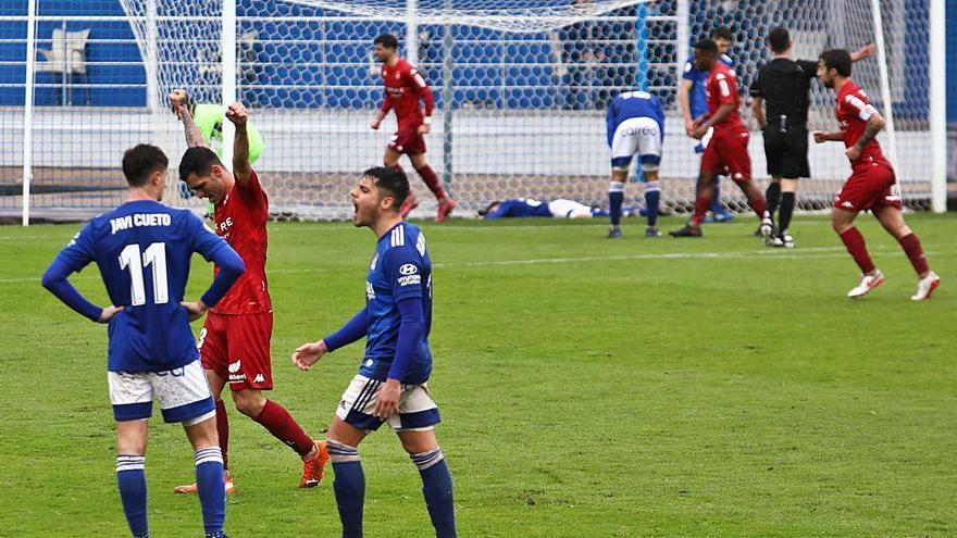 El partido del Real Oviedo B: Derrota de un buen Vetusta ante la Cultural