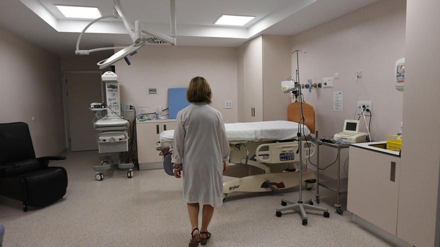 Fallece un mujer embarazada de 40 años con covid a la que se le practicó una cesárea de urgencia