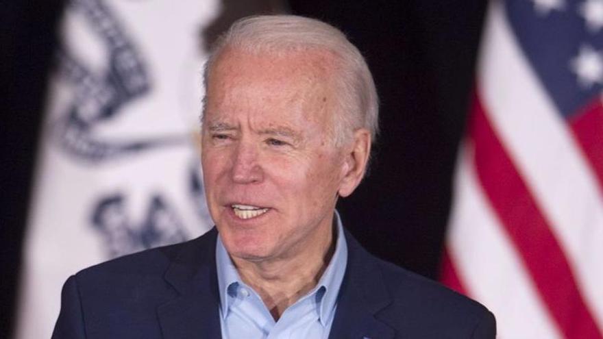Biden echa la culpa a Trump por el ciberataque masivo atribuido a Rusia