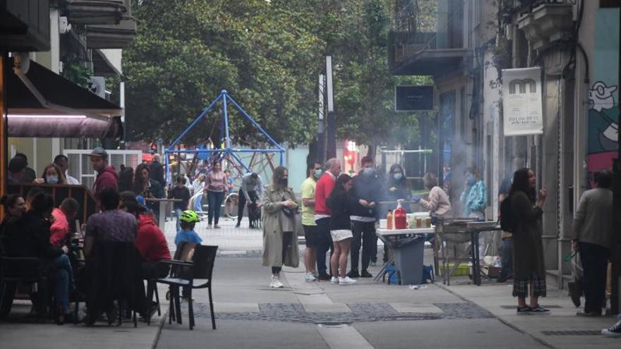 El Concello ya ha recibido casi 300 peticiones para hacer 'sardiñadas' y churrascadas por San Juan