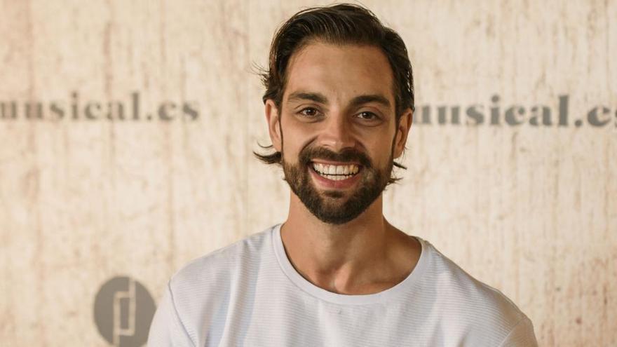 """Christian Escuredo, tras """"Fariña"""", encarna a Jesús en """"33, El Musical"""""""