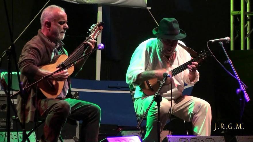 El Colorao y Pedro Manuel inauguran el nuevo curso cultural en la Casa de los Coroneles