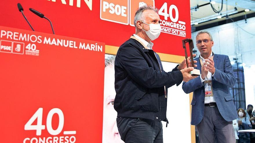 Ferraz lima asperezas para evitar la pugna entre Hidalgo y Franquis