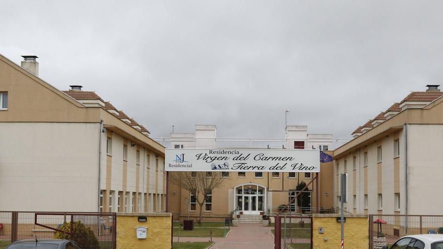 COVID en la residencia de Peleas de Abajo: positivos 71 residentes y 14 trabajadores